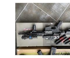 Tokyo Marui M4 CQB-R Recoil Shock