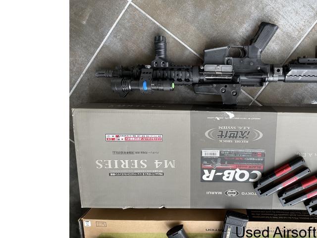 Tokyo Marui M4 CQB-R Recoil Shock - 2