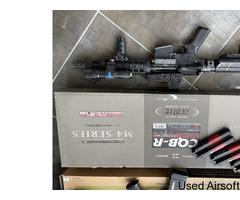 Tokyo Marui M4 CQB-R Recoil Shock - Image 2