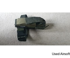 Viper pistol holster
