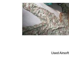 Full Genuine UK Army kit