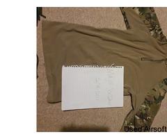 Multicam UBAC shirt