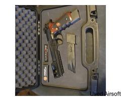 Resident Evil/Biohazard Samurai Edge Barry Burton Model Ver 2
