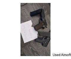Double Barrel Pistol (Five-Seven Sold)