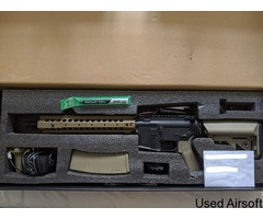Specna Arms SA-E06 Edge Carbine, Half-Tan