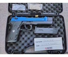 HGA193B GAS FULL AUTO AIRSOFT PISTOL