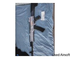 BLACKVIPER AK12 REPLICA AEG FULL AUTO BB GUN