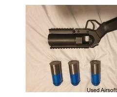 Cyma grenade launcher