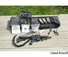 KM4-SR5 with Accessories and Rifle Bag (Used) - Image 4