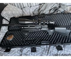 Weihrauch HW110 K air rifle