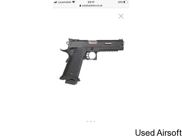 Gas gun - 2