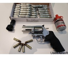Dan Wesson 715 revolver only tested few rounds