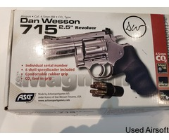 Dan Wesson 715 revolver only tested few rounds - Image 3