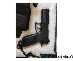 ASG CZ P-09 6mm Gas Blow Back Pistol