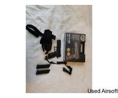 ASG CZ P-09 6mm Gas Blow Back Pistol - Image 2