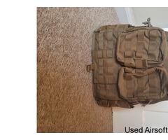 Warrior Assault R.I.C.A.S Tan Vest