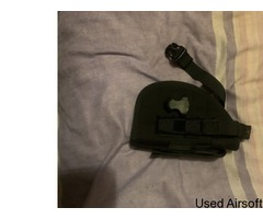 Molle universal holster.