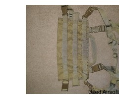 HSGI AO small Chest rig Coyote Brown