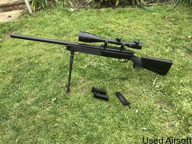 ASG steyr sniper bundle - 1