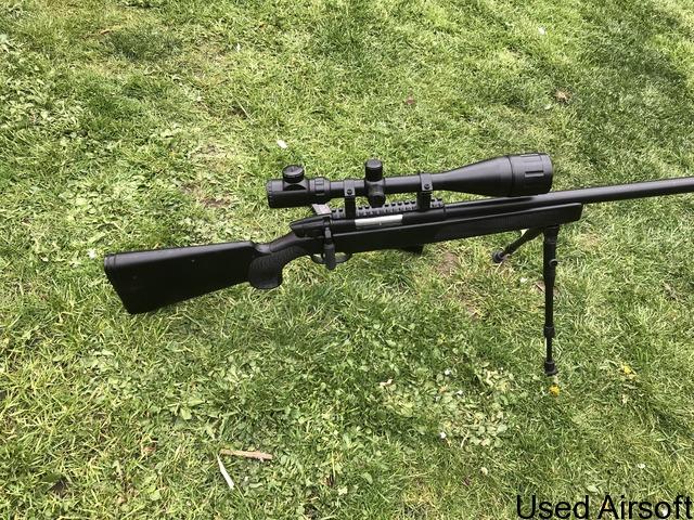 ASG steyr sniper bundle - 2