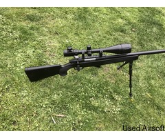 ASG steyr sniper bundle - Image 2