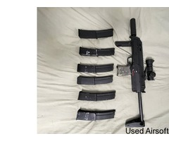 We mp7 gbb with 6 mags