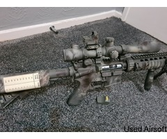 We m4 mk12 mod1 spr ( gas blow back ) - Image 4