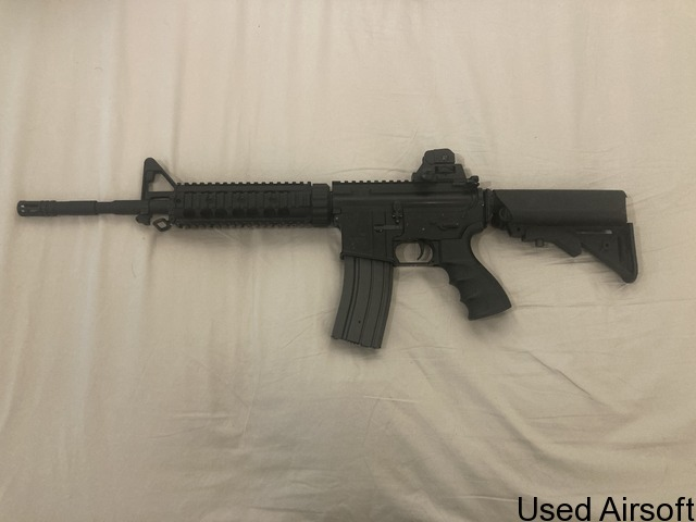 upgraded G&G top tech M4 - 1