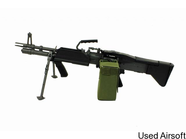 Buying A&K M60 MK43 MOD 0 NAVY SEALS - 1