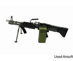 Buying A&K M60 MK43 MOD 0 NAVY SEALS