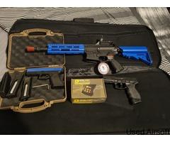 CM16 Assault rifle