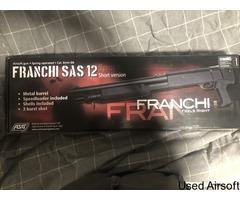 Franchi sas 12 shotgun