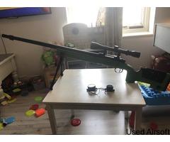 MB4416D Sniper rifle