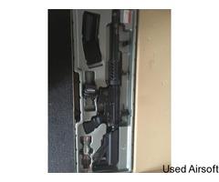 Ics m4 assault rifle