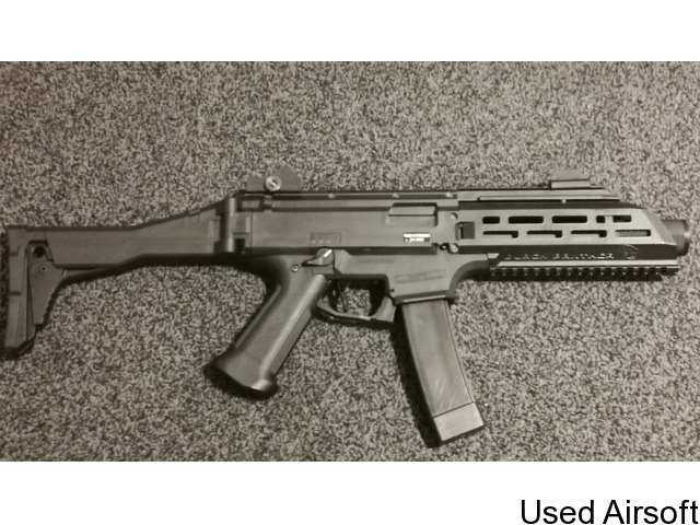 ASG scorpion evo Custom - 1