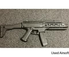 ASG scorpion evo Custom