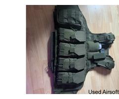 Matrix Tactical Systems CIRAS Tactical Vest