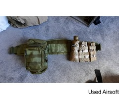 Airsoft bundle - Only used once!!