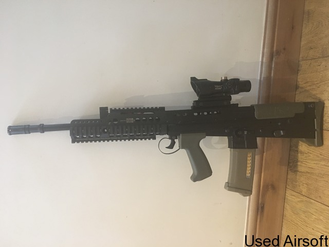 L85 SA80 FULLY UPGRADED - 1