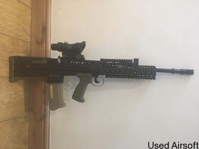 L85 SA80 FULLY UPGRADED - 3