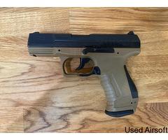 P99 DAO Pistol