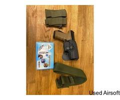 P99 DAO Pistol - Image 3