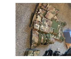 CYMA CM.513 M4 RIS Suppressed plus Extras