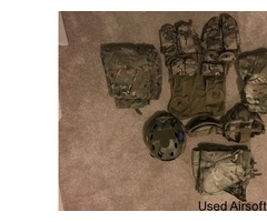 Airsoft kit