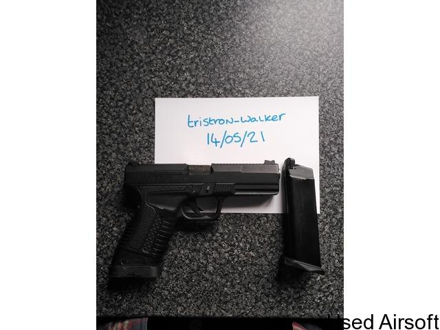 We gp1799 gbb pistol - 3