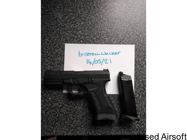 We gp1799 gbb pistol - 4