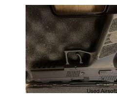 CZ P-09 6mm has blowback airsoft pistol - Image 2