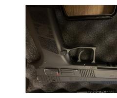 CZ P-09 6mm has blowback airsoft pistol - Image 3
