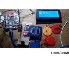 RFID Domination Timer for Airsoft game Capture Point