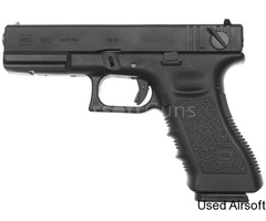 Want WE glock 18c and/or extended magazine